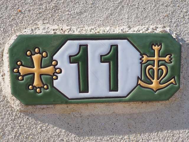 plaque de numéro de maison (11)